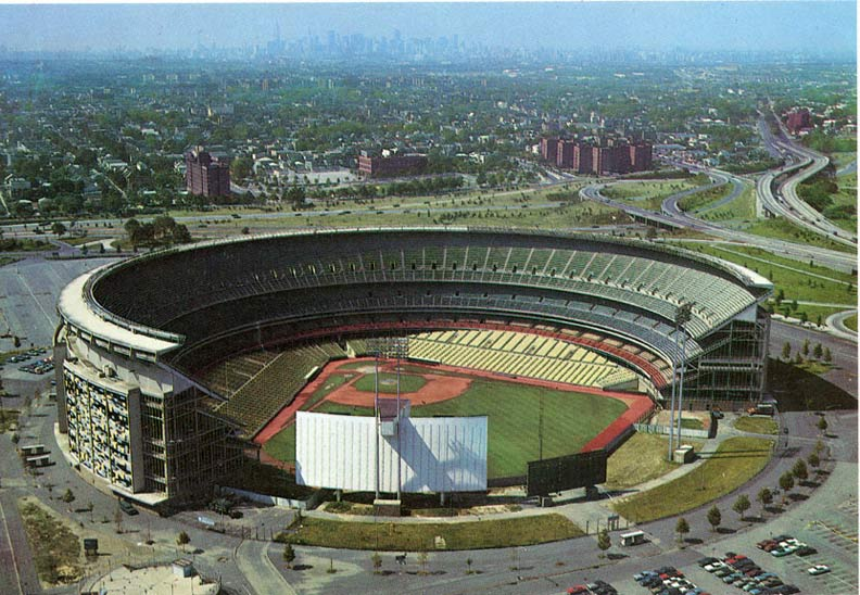 a New York-i Shea Stadion