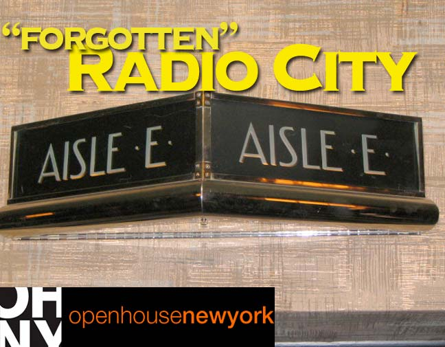 FORGOTTEN RADIO CITY - Forgotten New York