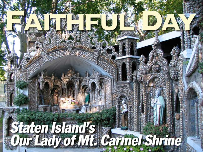 STATEN ISLAND SHRINE - Forgotten New York