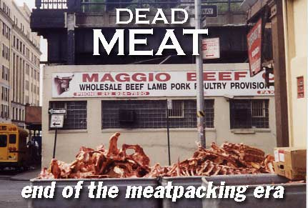 Modern Meat Packing Industry