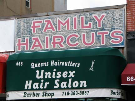 Barber Shop Queen Creek Az : many vinyl awning signs in Haircuts To Signs