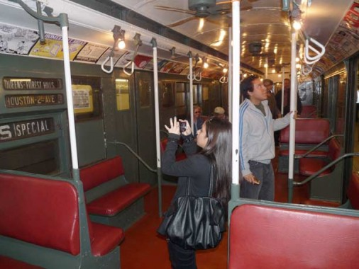 holiday subway forgotten new york. Black Bedroom Furniture Sets. Home Design Ideas