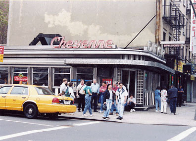 Forgotten Tour 12, Hell\'s Kitchen, Manhattan - Forgotten New York