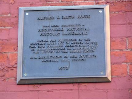 13.al.smith.plaque
