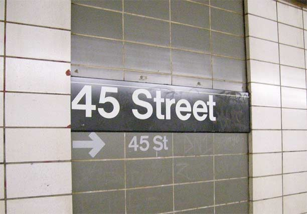53rd Street (BMT Fourth Avenue Line)