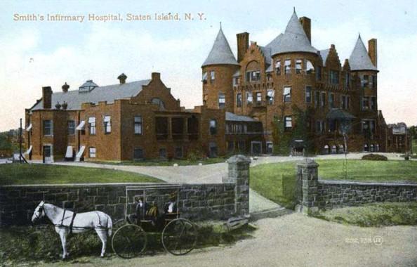 Staten Island Farm Colony History