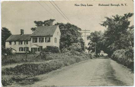 New-Dorp-Lane