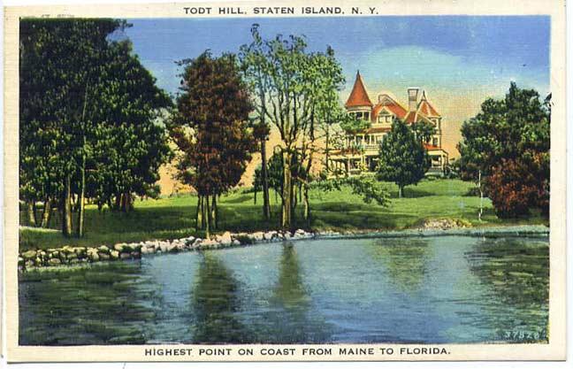 Highest Point In Staten Island