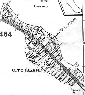 CITY ISLAND   Forgotten New York