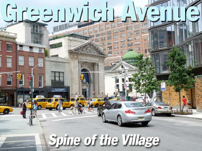 Greenwich ave clothing stores