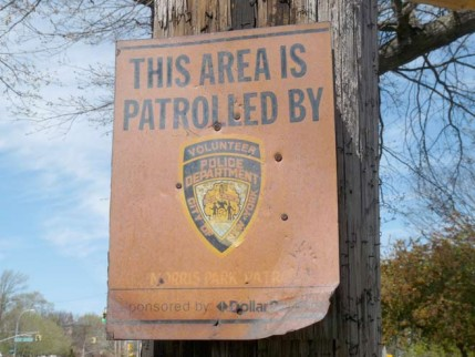 45.NYPDsign