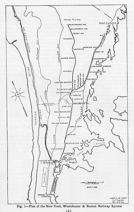 NEW YORK WESTCHESTER BOSTON RAILROAD Part 1 Forgotten New York
