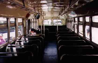 Nyc Transit Museum Bus Festival Forgotten New York