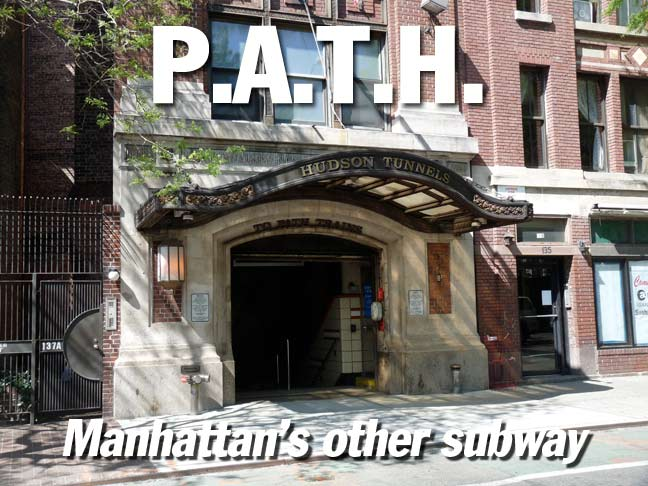 Subway Map Stops Christopher St.Path New York S Other Subway Forgotten New York