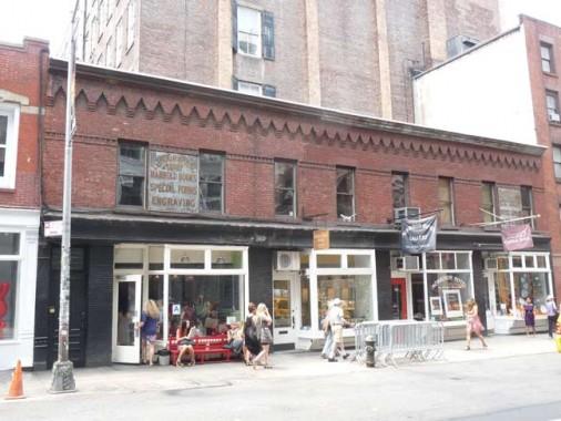 prince street forgotten new yorkforgotten new york. Black Bedroom Furniture Sets. Home Design Ideas