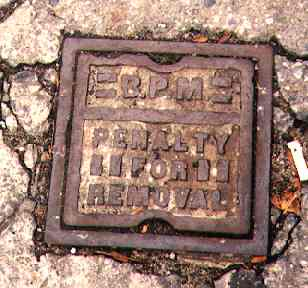 Manhole And Coal Chute Covers Forgotten New York