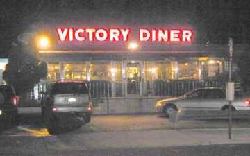 Staten Island Diner Victory Boulevard