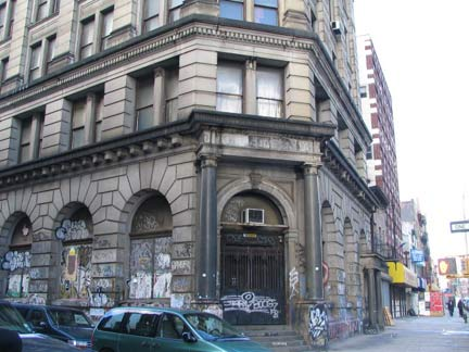 BACK TO THE BOWERY 2005 Forgotten New York