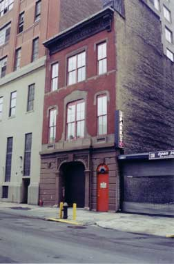 MANHATTAN'S ANCIENT FIREHOUSES - Forgotten New York