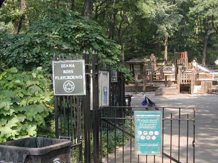 SECRETS OF CENTRAL PARK Forgotten New York - Central park on east 72nd street