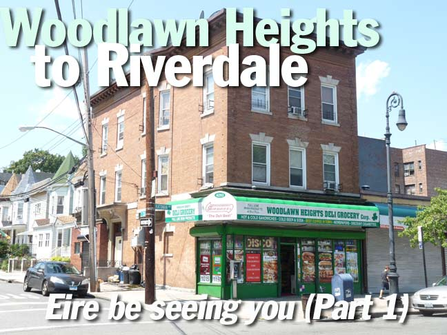 Woodlawn Heights To Riverdale