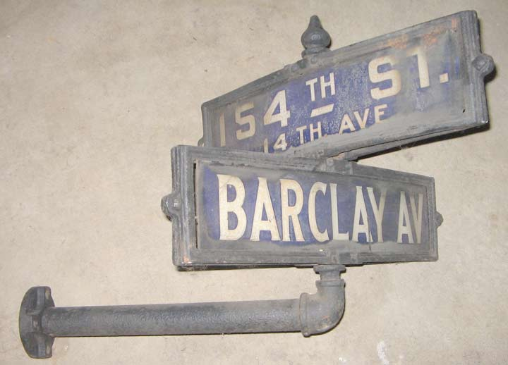 Barclay&154th