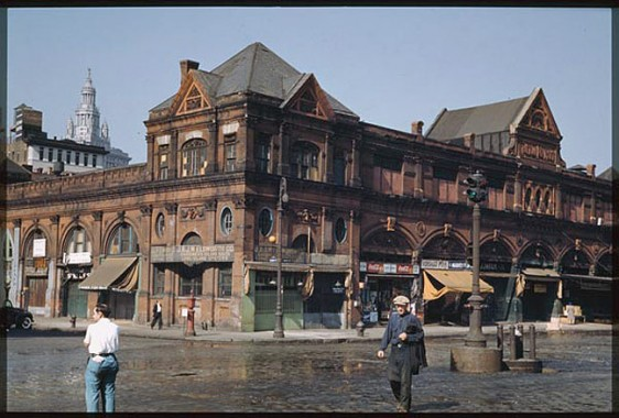 Charles Cushman S 1940s Nyc Color Views Forgotten New York