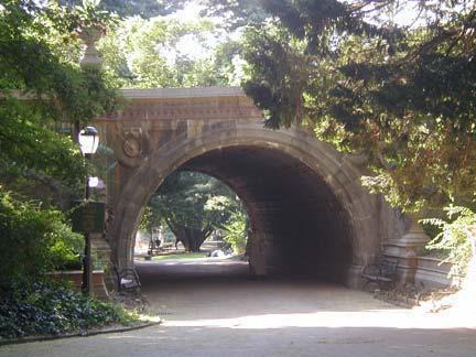 Highland Park Bridge Bridge Prospect Park's