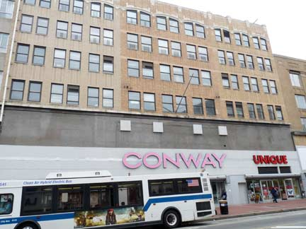 Conway clothing store nyc
