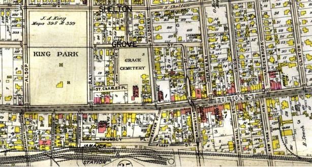 DEMISE OF JAMAICAS LAMPSTOPLIGHT COMBOS  Forgotten New York