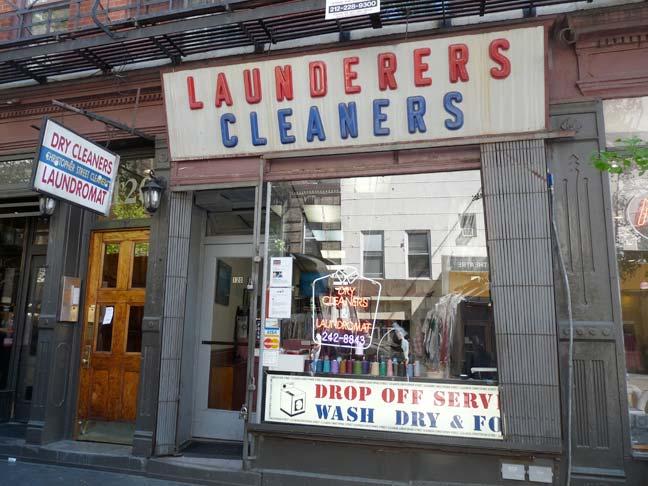 launderers