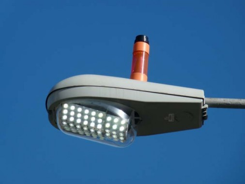 Franken Lights Sunnyside Lamppost Experiments Forgotten
