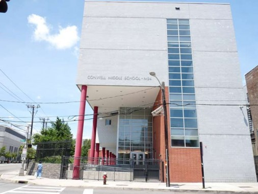 Conwell Middle School  Jersey City