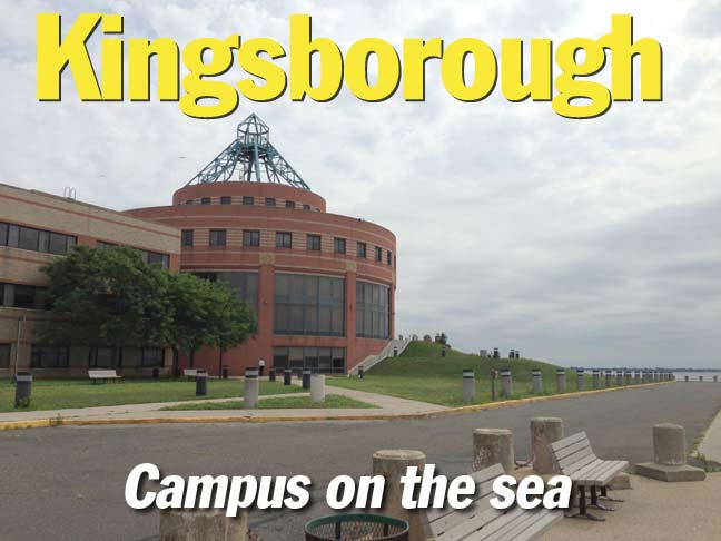 Kingsborough Community College Manhattan Beach Forgotten New York