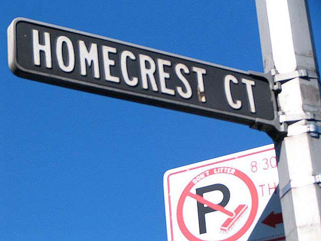 45.homecrest.sign