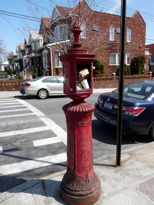 FIRE ALARMS in Dyker Heights - Forgotten New York