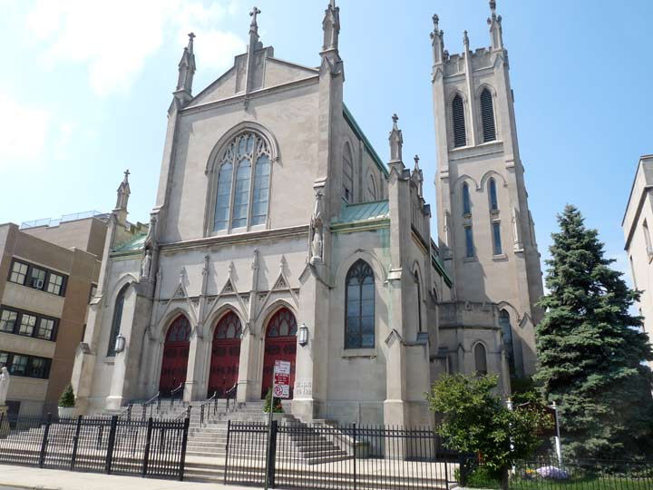 Saint Rose Of Lima Church