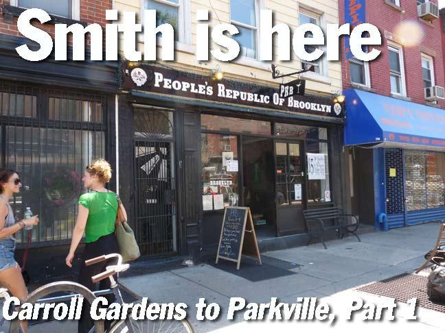 title.part1  - Carroll Gardens Classic Diner New York