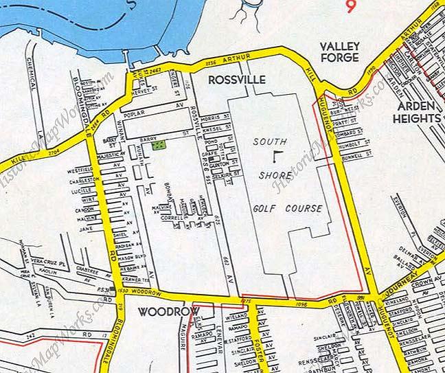 rossvillemap