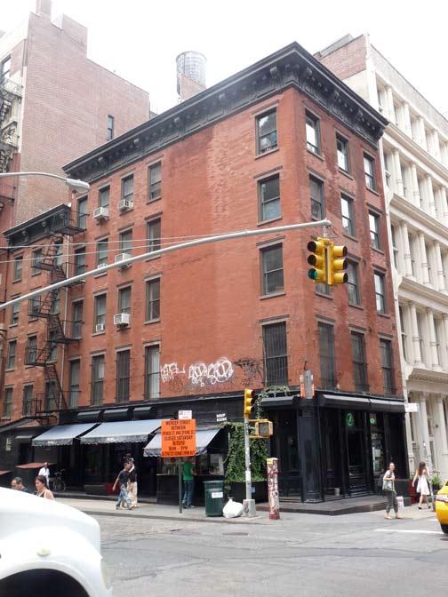 Fanelli Cafe Soho Forgotten New York