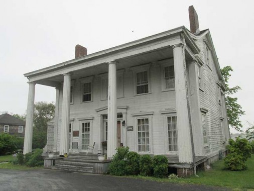 Biddle House Tottenville Forgotten New York