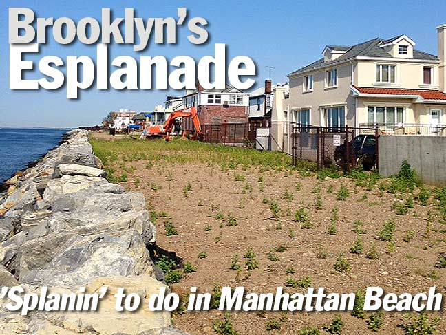 Brooklyn S Esplanade Manhattan Beach By Sergey Kadinsky Forgotten Ny Correspondent