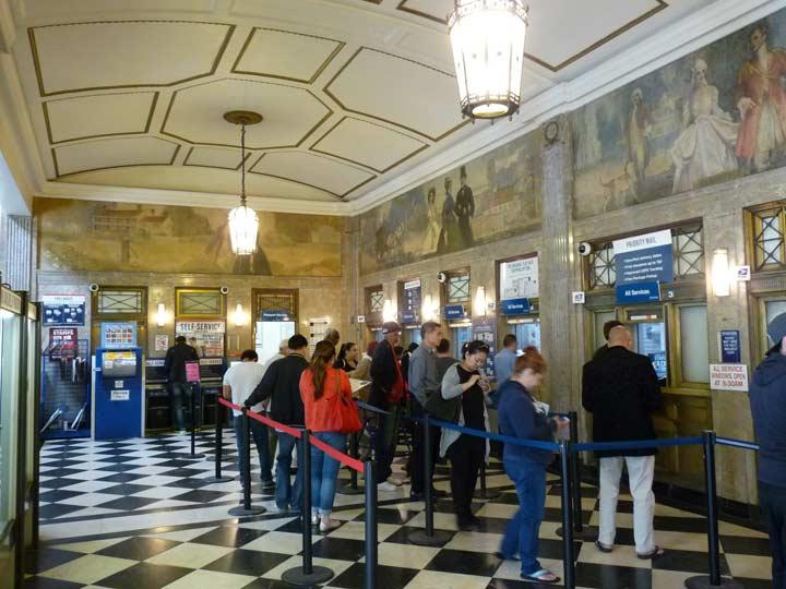 Post Office Staten Island