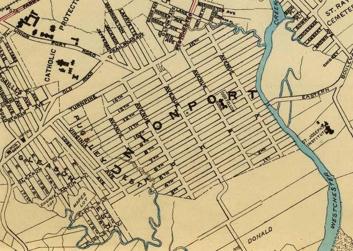 PS 36 MYSTERY Castle HillUnionport Forgotten New York