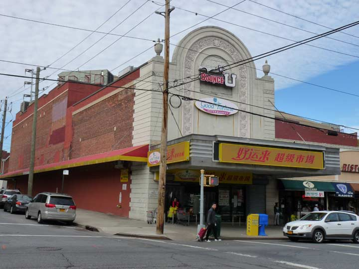 Fortway theatre dyker heights forgotten new york for Furniture 86th street brooklyn