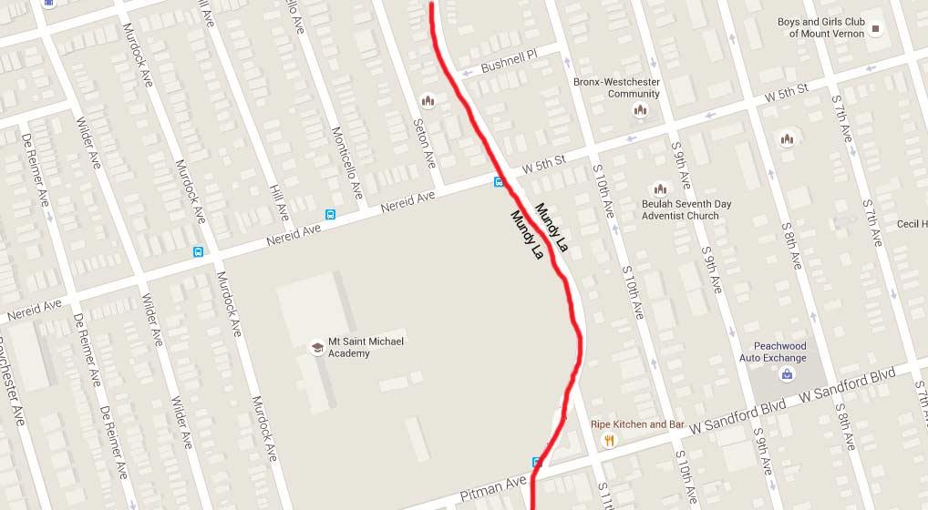 WAKEFIELD and MOUNT VERNON, Bronx-Westchester, Part 1 - Forgotten