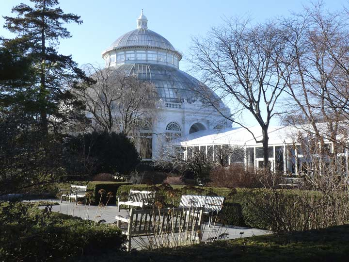 Haupt Conservatory