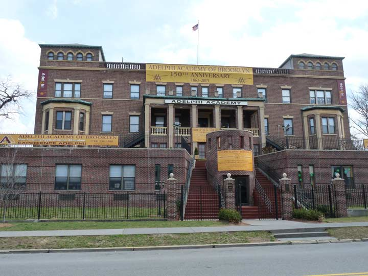 Adelphi academy bay ridge forgotten new york for Furniture 86th street brooklyn