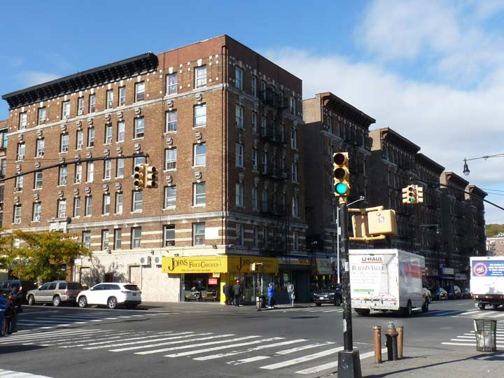 MANHATTAN'S ONLY EL, Broadway, Part 1 - Forgotten New York