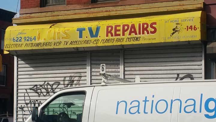 Repair Shops Near Me >> Tv Repair Shops Forgotten New York